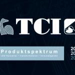 NEU: TCI LED Katalog - Produktspektrum 2016 / 17 / 18