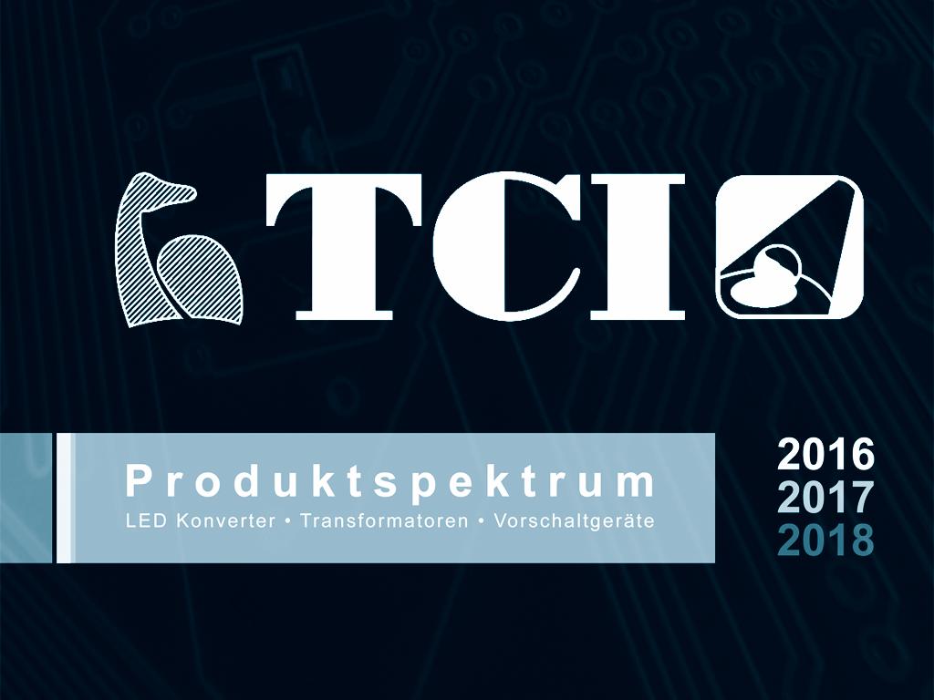 TCI Produktspektrum 2016