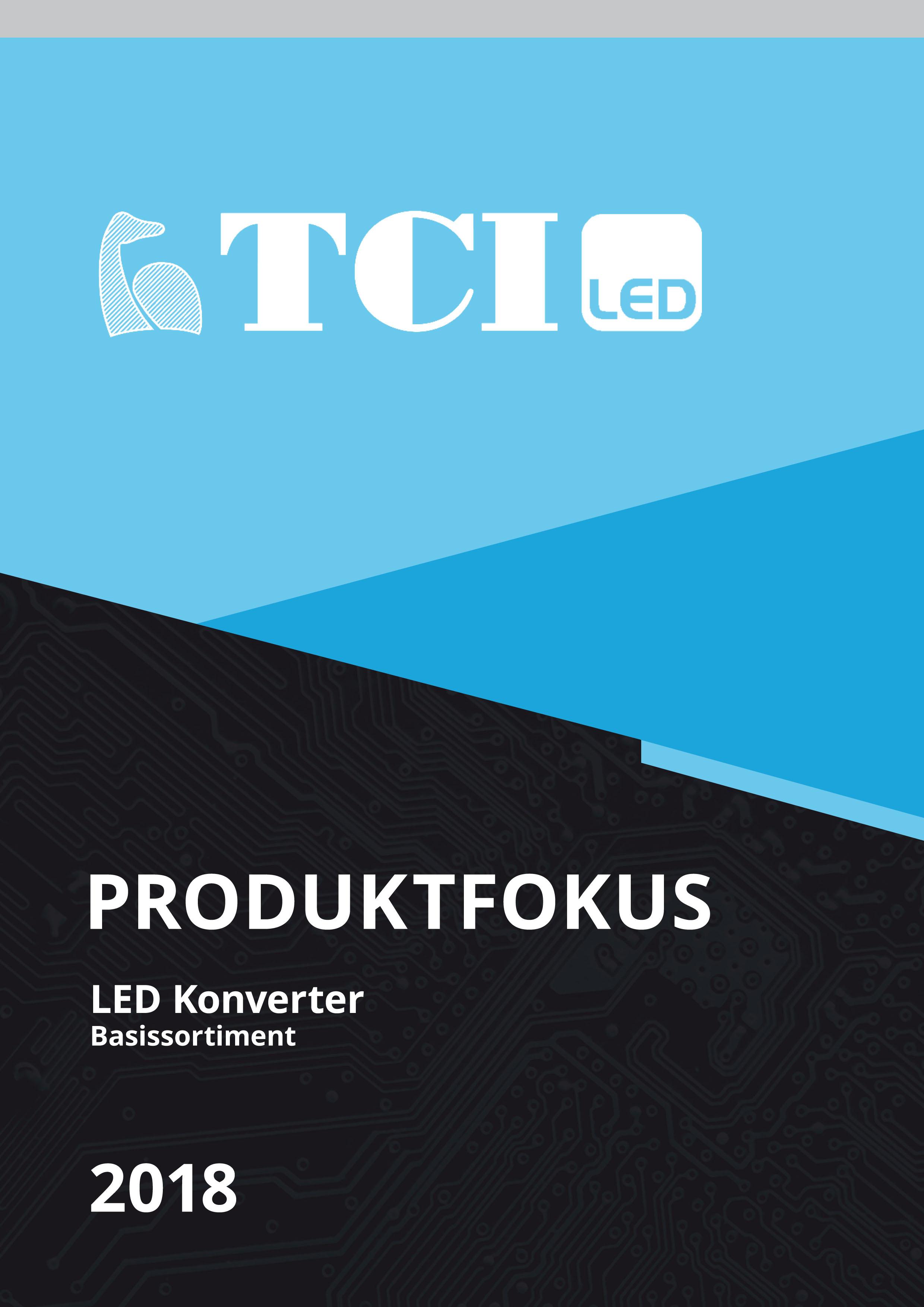 TCI Produktfokus 2018