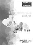 MEGAMAN Katalog - Lichtprogramm 2016