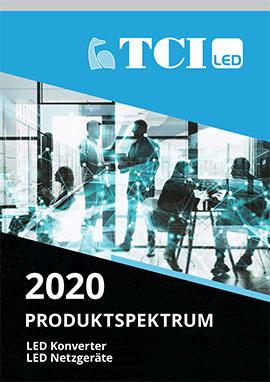 TCI PRODUKTSPEKTRUM 2020